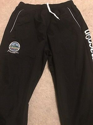 Macron Xl Training Trousers Dover athletic