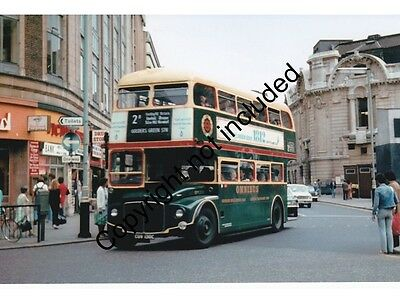 Bus Photo: London Transport Aec Routemaster Rm2130 Cuv130C