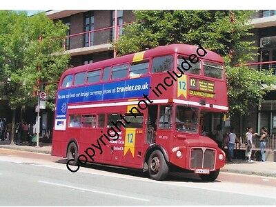 Bus Photo: London Central Aec Routemaster Rml2270 Cuv270C