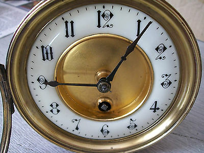Vintage / Antique Mantel Clock Movement
