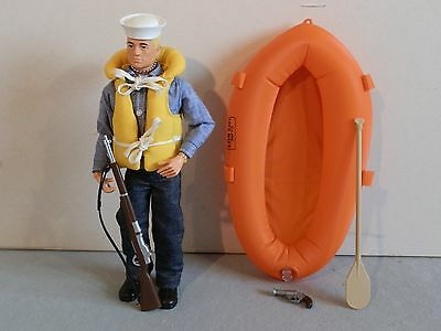 Gi Joe/Action Man 40th, Action Sailor Set With Dinghy