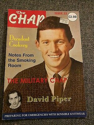 The Chap magazine issue 23 -
