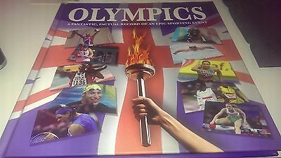 Olympics Factual And Record Book