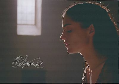 Janet Montgomery - Salem - Mary Sibley - Hand Signed Photograph - PROOF