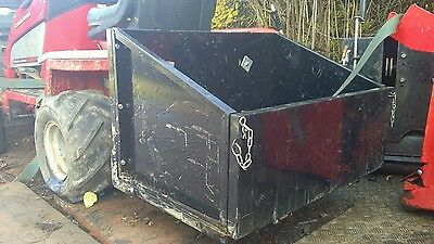 transport box countax or westwood ride on mower