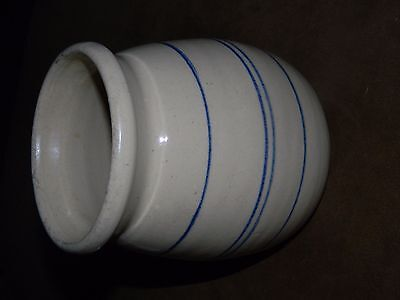 Beautiful Blue and White Pottery - Planter