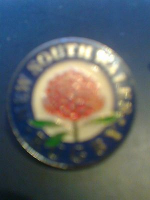 New South Wales Rugby Badge.