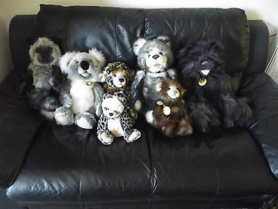 Collection Charlie Bears