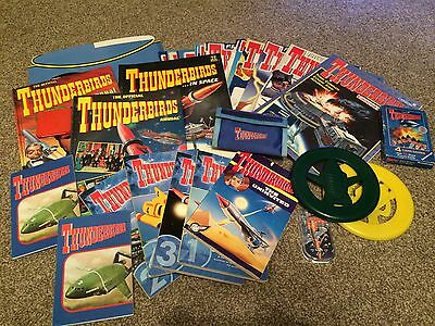 Thunderbirds Annuals, Books, Comics and Collectables.