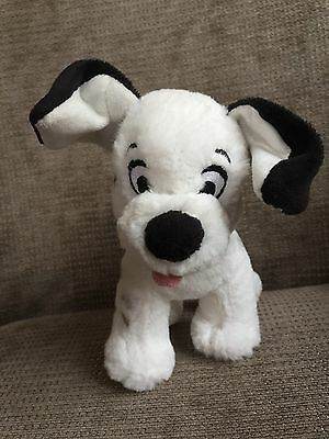 Disney Lucky Dalmatian Soft Toy 101 Dog Puppy Comforter