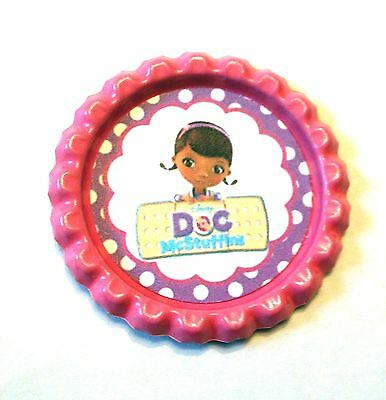 DOC McSTUFFINS Key Chain - 3 color choices - US Seller FREE SHIPPING