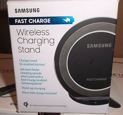 Samsung Wireless Charging Stand Qi  for Galaxy S6,S7 Edge+, Note5, S & Note