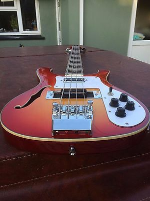 Upgraded Right Handed Electric Bass Guitar
