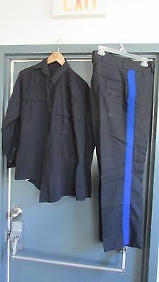 Obsolete RARE Vintage  Patrol US  Police Officer's SHIRT + Trousers.