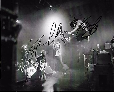 Beartooth Signed Live  Photo Free Aggressive Cd Proof Disgusting Caleb