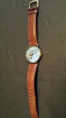 Wile E Coyote ACME Blueprint Watch