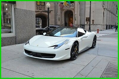 2011 Ferrari 458  2011 Ferrari  458 One Owner Car Please call Chris @ 630-624-3600