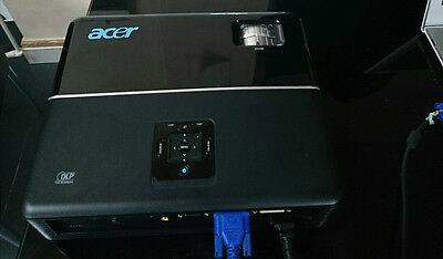 Acer P1165 SVGA DLP Projector 2400 lumens
