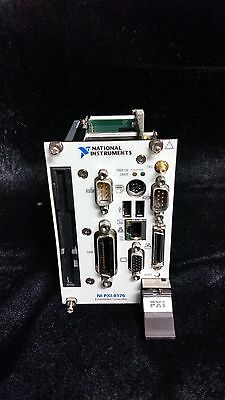 National Instruments PXI-8176 Controller