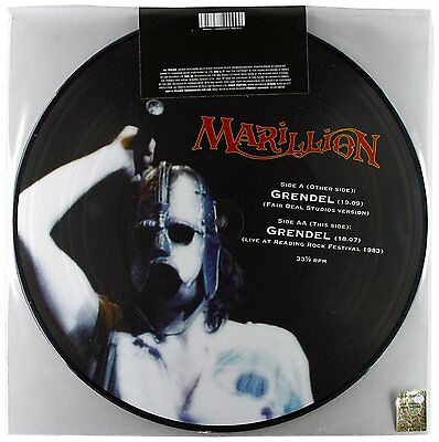 Marillion Grendel Limited Edition RSD 2013 12 Inch Picture Disc