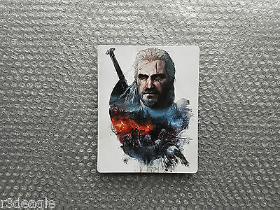 Skellige STEELBOOK G2 from The Witcher 3 Wild Hunt Limited Edition (BRAND NEW)
