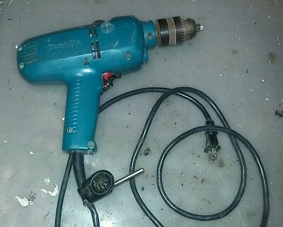 "Makita HP1310 1/2"" 2 Speed Hammer Drill - WORKS GREAT!"
