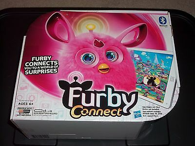 FURBY CONNECT (LIGHT PINK) Interactive Toy BRAND NEW! HOT ITEM!
