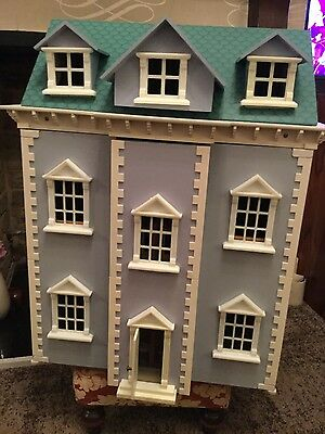 3 storey wooden dolls house ( great Christmas gift )