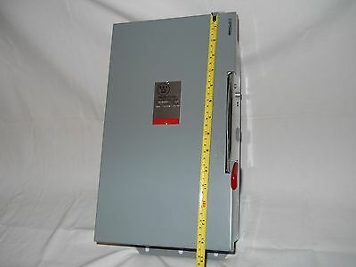 """""""westinghouse"""" General Duty Safety Switch - Indoor (60 Amp 240 Volt) New"""