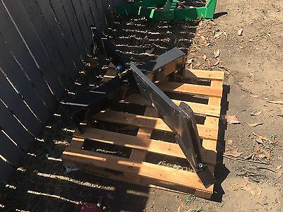 New 3pl Suits Tractor Single Tine Ripper Heavy Duty Suit Big Tractors