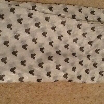 mickey mouse tissue paper 1 sheet. use with pandora gift bag ?.