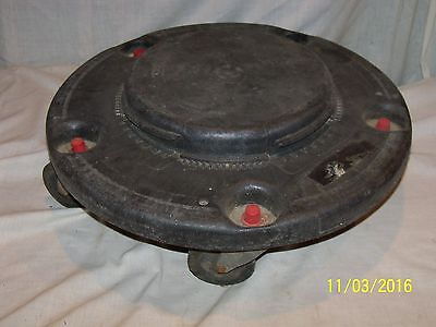Rubbermaid Commercial Products 2640 Brute Trash Can Dolly / Buy Used & Save $$$