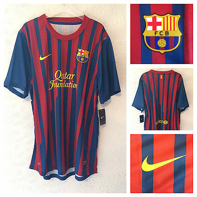 Barcelona 2011/12 player issue home shirt - new with tags