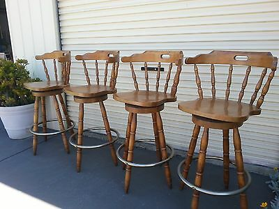 Bar Stools. Swivelling commercial quality