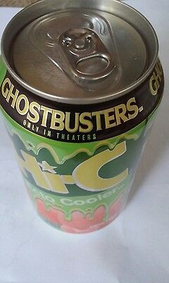 Ghostbusters Hi-C Ecto Cooler Limited 11.5 oz Can SEALED -