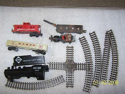 Lot American Flyer American Pikemaster Train Pieces