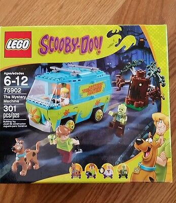 Scooby-doo Legos Mystery Machine