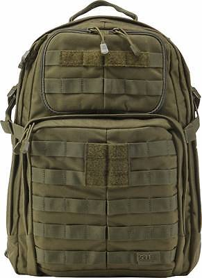 5.11 Tactical Rush 24 backpack Tac Od - New with Tags