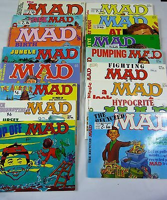 Mad Magazine Mega Collection inc. Vintage, Super Specials, Books and more....