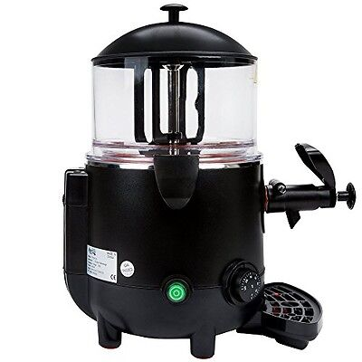 Chocolate Fountain Online 5l Commercial Hot Chocolate Machine with Adjustable