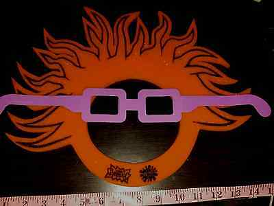 Chuckie Rugrats NYCC2016 Foam Hair and Glasses set