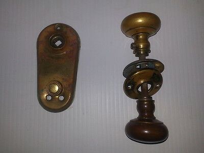 Vintage Copper Brass Door Knob / Handle