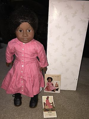 Pleasant Company American Girl Doll Addy VGUC With Box