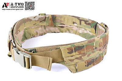 A-TWO || Military Tactical Modular Rigger's Belt (MRB) || Multicam