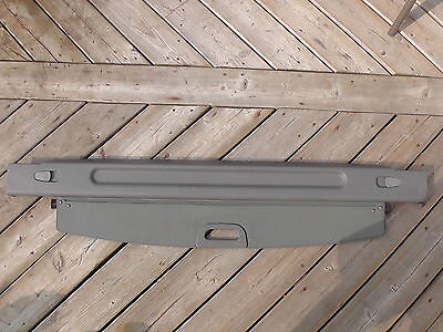 Chevrolet Optra Station Wagon Cargo Cover Gray Grey Perfect  Condition