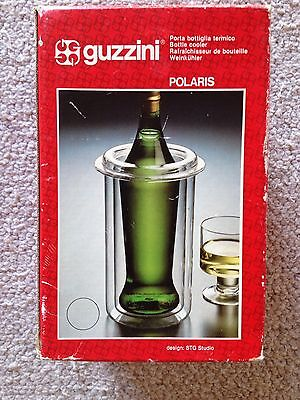 FABULOUS  'GUZZINI' BOTTLE COOLER -BOXED ITALY. Pick Up Croydon Hills Or Post