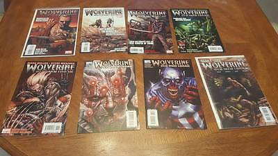 Wolverine Old Man Logan Complete Story line 66 67 68 69 70 71 72  & Giant Size
