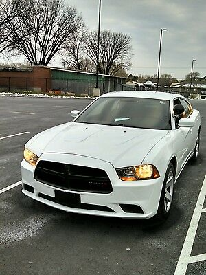 2013 Dodge Charger police package 2013 dodge charger police pursuit interceptor package