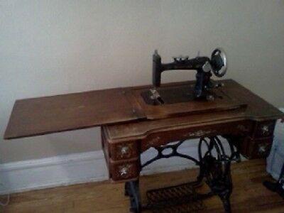 Kenwood (circa 1900) treadle sewing machine  - excellent condition