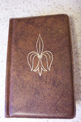 MARINE MIDLAND TRUST CO.OF SOUTHERN N.Y.-Rare  BOOK BANK-FROM ELMIRA, N.Y. (S)